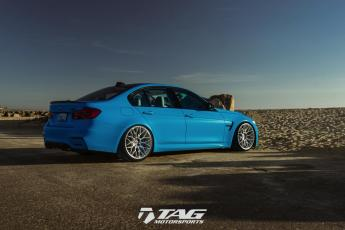 16' M3 on HRE RC100