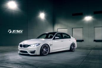 16' M3 on HRE RS101M