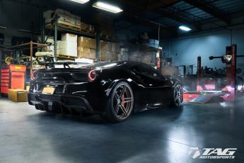 16' Novitec Ferrari 488