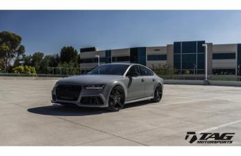 16' RS7 on ADV5 Wheels
