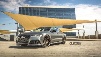 16' RS7 ON HRE RS100M