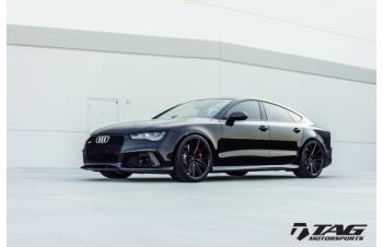 16' RS7 on Vossen VPS307