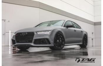 16' RS7 PERFORMANCE ON HRE S200
