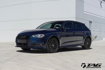 17' A3 E-Tron w/ TAG Blackout Package