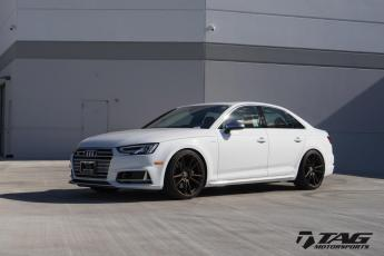 "18' B9 S4 on 20"" HRE FlowForm FF04"