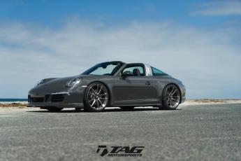 "16' GTS Targa on 21"" HRE P104 Wheels"