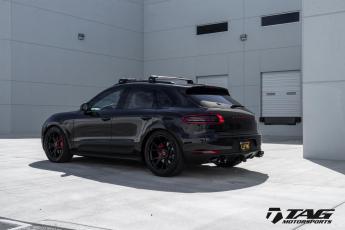 17' Macan S w/ Vorsteiner Wheels + AWE Exhaust + KW HAS