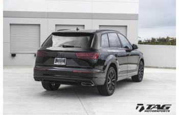 17' Q7 BLACKOUT PACKAGE