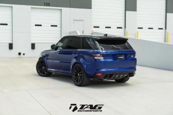 17' Range Rover SVR Blackout