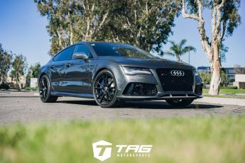 "17' RS7 on 21"" FF04 Wheels"