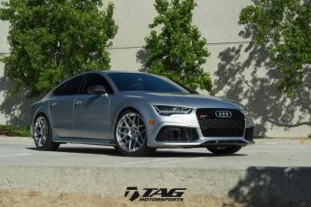 17' RS7 Performance on FF01 Wheels