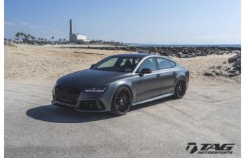 17' RS7 PERFORMANCE ON HRE RC100M