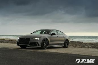 17' RS7 Performance on HRE RS300M