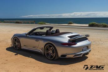 17' TechArt Porsche Cabriolet
