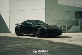 18' 911 GTS with TechArt Aero