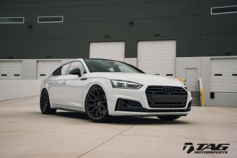 "18' B9 S5 Sportback on 20"" Vossen S17-01"