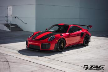 18' GT2RS Full Carbon Accents