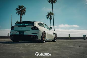18' GTC4Lusso on HRE RS300 Wheels