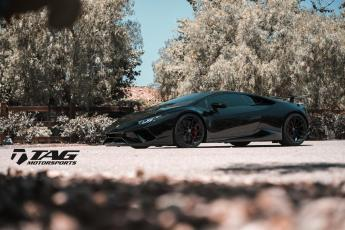 18' Performante on HRE S201 Wheels