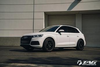 18' Q5 on BBS CH-R Wheels