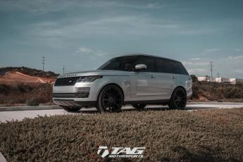"18' Range Rover on 24"" UV2 Wheels"