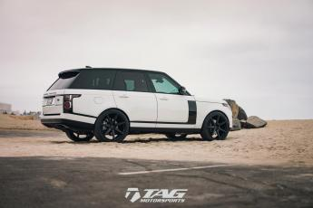 "18' Rover Full Size on 24"" Vossen GNS-2 Wheels"