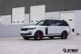 "18' Rover on 24"" Vossen GNS-2"
