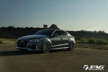 "18' RS3 on 19"" HRE 303M Wheels"