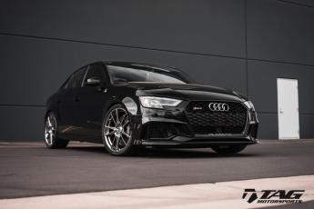 18' RS3 on FF04 FlowForm Wheels