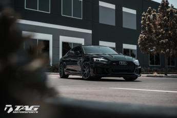 18' RS5 on BBS CH-R Wheels