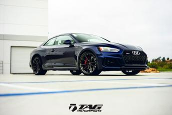 18' RS5 on Vossen MX-1