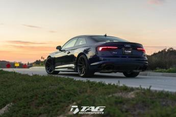 18' RS5 on Vossen MX-2