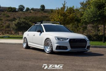 18' S4 on Rotiform CCV Wheels