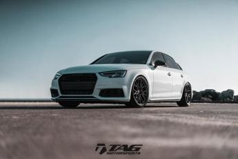 18' S4 on Vossen ML-X2 Wheels