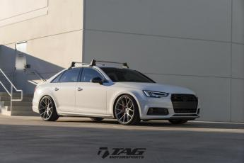 18' S4 on Vossen Wheels
