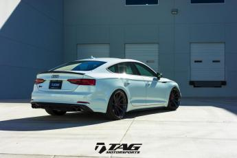 18' S5 Sportback on Vossen Forged