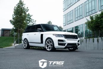 18' Startech Range Rover Full-Size on HRE P111SC