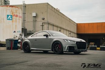 18' TTRS on HRE RC100 Wheels