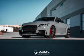 18' TTRS on HRE RC100