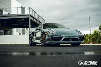 18' Turbo S on Anrky AN30 Wheels