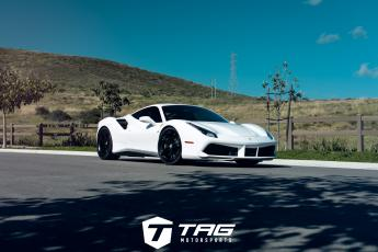 19' 488 GTB on HRE S207 Wheels