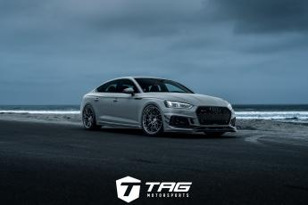 19' RS5 Sportback on HRE RC100