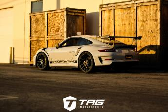 19' GT3 RS on Vossen S21-RS Wheels