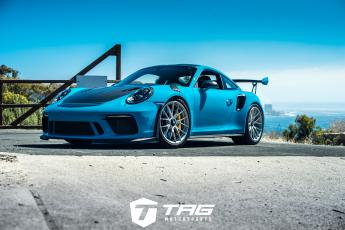 19' GT3 RS Weissach on Vossen S21-RS