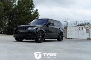 19' Range Rover Full Size on HRE 943RL
