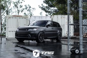 19' RANGE ROVER SPORT ON HRE 200H