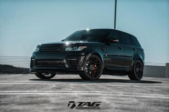 19' Range Rover Sport Urban Automotive