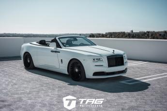 19' Rolls Dawn on Novitec S17-13 Wheels