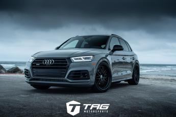 19' SQ5 on HRE 540