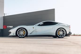 "20' Ferrari 812 on 21/22"" HRE P104SC"